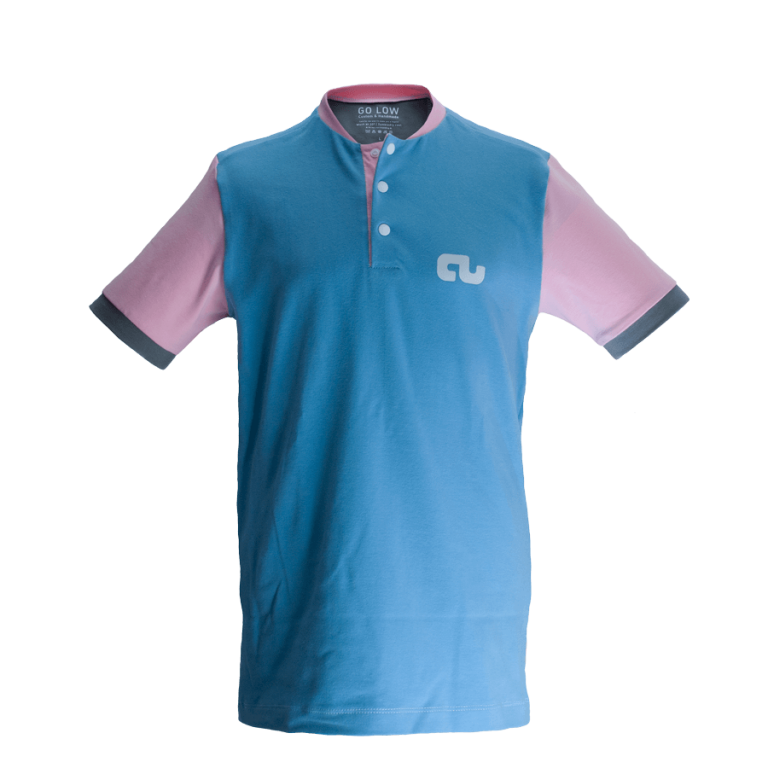 An example of a Go Low shirt