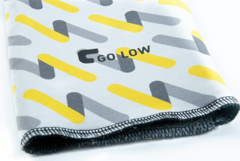 An image of a Go Low towel