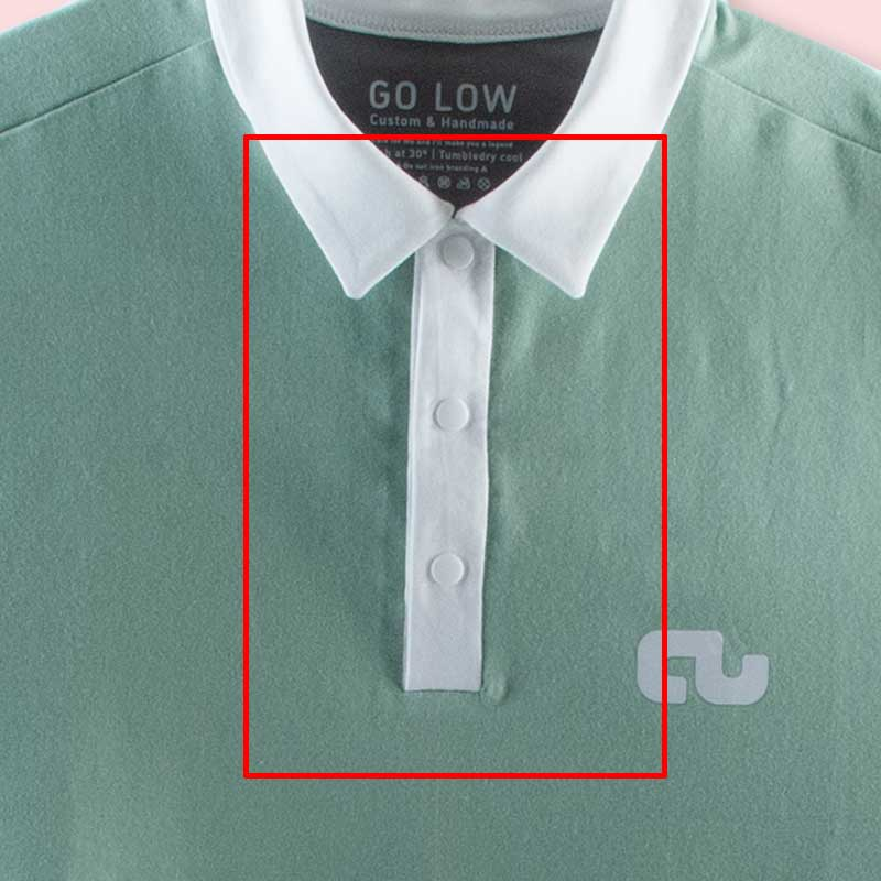 Image of placket tr