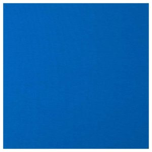 An example image of a fabric swatch - Blue
