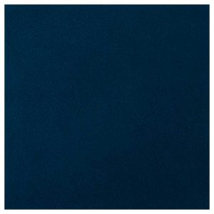 An example image of a fabric swatch - Navy Fleece