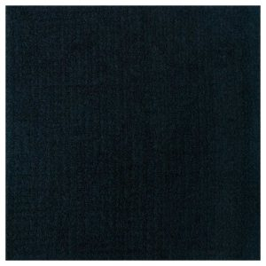 An example image of a fabric swatch - Black Towel (towelling side)