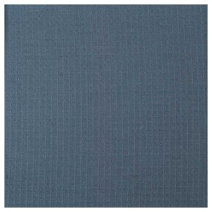 An example image of a fabric swatch - Grey Towel (waffle side)