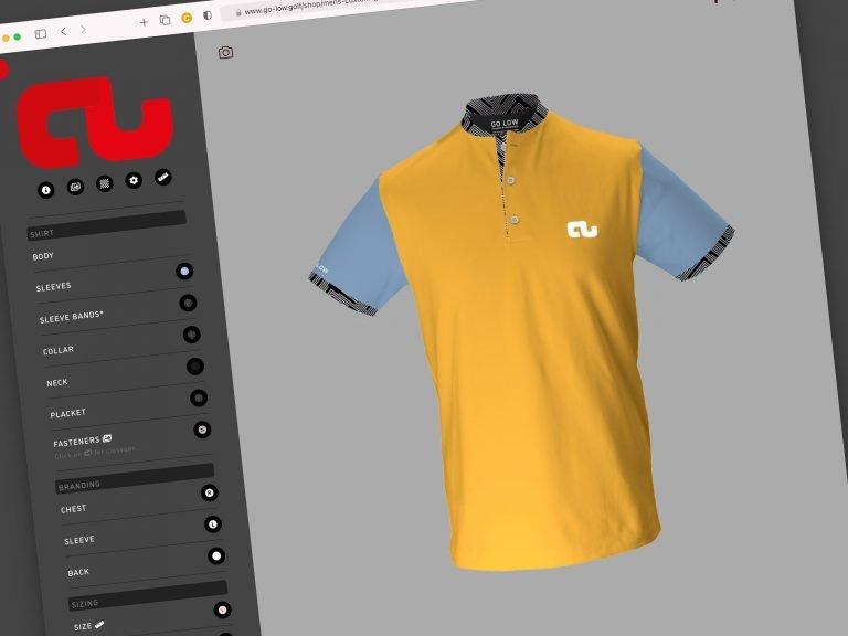 Golf shirt designers updated